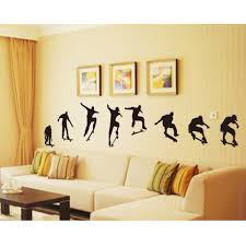 28 cool wall stickers for bedrooms 22 cool bedroom wall cool wall stickers for bedrooms cool skateboard boys wall sticker removable room decor art