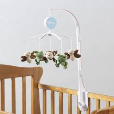 Can You Paint Baby Crib by Little Bedding By Nojo Infant U0027s Safari Baby Musical Crib Mobile