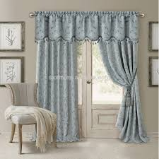 all in one elrene home fashion mia jacquard damask curtain panel