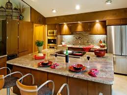 large modern kitchens contemporary kitchens hgtv