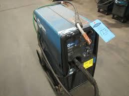 miller millermatic 300 mig welder 300 amp with mig gun u0026 built in