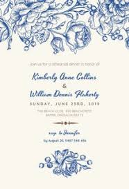 rehersal dinner invitations free rehearsal dinner invitation templates greetings island