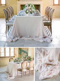 pale pink table cover cotton table cloths table runners for weddings rustic elegance