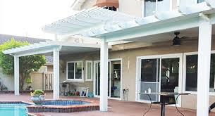 aluminum patio cover installation in riverside u2013 duralum tenco