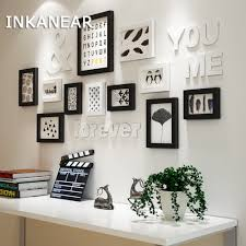 bilderrahmen dekorieren online get cheap malerei holzbuchstaben aliexpress com alibaba