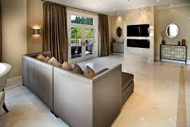 design ideas luxury marble floor with recessed lighting also