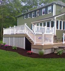 Deck Handrail Code How To Beautify Your Deck Railing