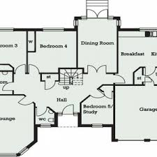 bungalow blueprints cool bungalow house plans bedrooms for your modern home one