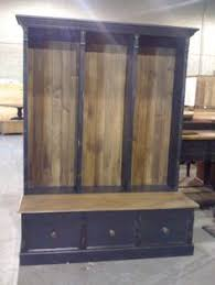mudroom bench and coat rack tahoe home furniture pinterest