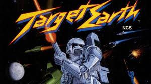 classic game room target earth review for sega genesis video