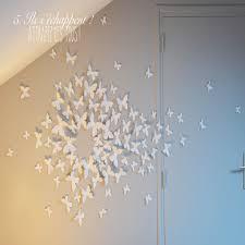 d馗oration papillon chambre fille le brillant decoration chambre fille theme papillon se rapportant à