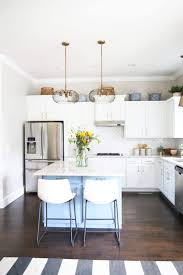 blue kitchen island and white cabinets 21 best light blue kitchen design and decor ideas for 2021