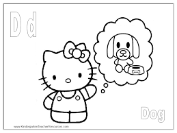 free kitty coloring pages