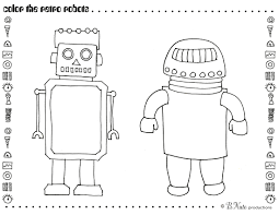 kids robot yoga lesson plan omazing kids