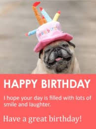 Happy Birthday Pug Meme - pug memes funny happy birthday pug meme collection