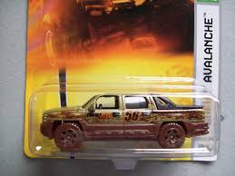 matchbox chevy silverado amazon com matchbox outdoor adventure muddy chevy avalanche toys