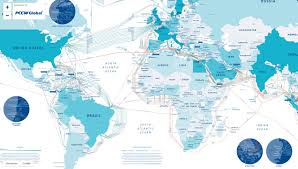 Isoline Map Digital Cartography 131 Visualoop