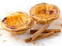 cuisine portugaise dessert pastéis de nata un dessert de la cuisine portugaise biscuit