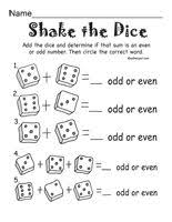 fun math activity for the beginning of the year second