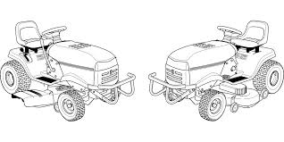 lawn tractor garden tractor zero turn u0026 more the types of