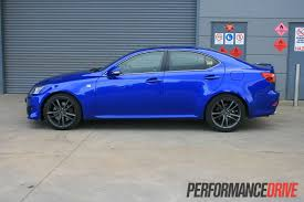 lexus coupe 2009 2012 lexus is 350 f sport review performancedrive