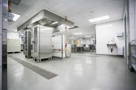 Hospital Kitchen Design Modern Hospitals Coat Kitchens With Flowfresh Flooring From