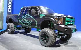 Ford F250 Concept Truck - 2012 ford f 250 motor trend