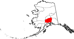 Wasilla Alaska Map by File Map Of Alaska Highlighting Matanuska Susitna Borough Svg