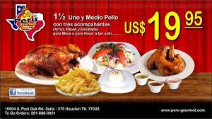 oferta promoción pollo a la brasa todos los jueves picture of