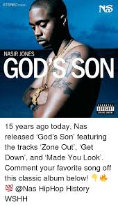 God Memes - stereo ck86930 ns nasir jones god s son parental advisory explicit