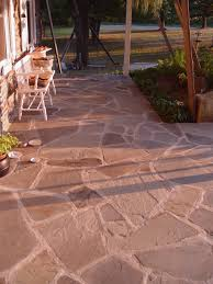 Flagstone Patio Installation Cost by Flagstone Repair Explained Devine Escapes