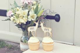 buck and doe wedding cake topper handmade cake toppers etsy wedding cake toppers