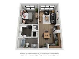 Floor Plan Of An Apartment Floor Plans Tobin Lofts In San Antonio Texas