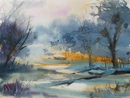 52 best ping 平龙 images on watercolor landscape