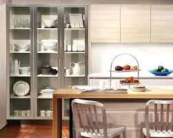 Glass Door Kitchen Wall Cabinet Glass Door Kitchen Cabinets Home Depot Wall With Frosted Doors