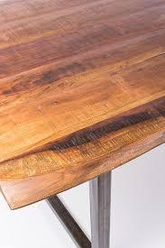 Esszimmertisch Quentin Wolf Möbel Stilvolle Sitzbank Live Edge Aus Akazien Holz