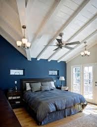deco chambre bleu et marron 12 idées pour une décoration de chambre en bleu marine bricobistro