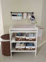 Changing Table Accessories Changing Table Organizer Ideas Recomy Tables Changing Baby