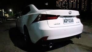 lexus is 250 in tucson az vivid racing news invidia releases q300 exhaust system for 2014