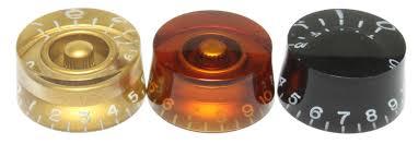 choosing the correct knob for your guitar or bass philadelphia