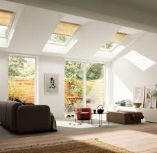 velux integra automatic roof windows for extensions