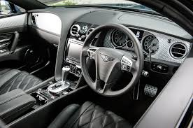 bentley interior 2017 connect