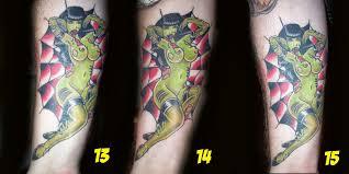 tattoo nerd a tattoo healing process