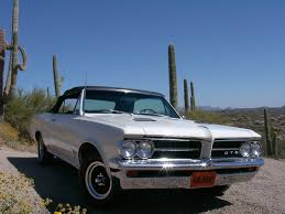 1964 pontiac gto gto az authentic 64 gto 4 speed tri power