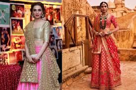 Different Ways Of Draping Dupatta On Lehenga 6 Amazing Ways To Drape Your Bridal Lehenga Dupatta And Look Like
