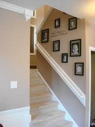 stairs wall decoration ideas 25 best hallway wall decor ideas on