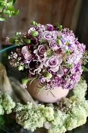 Purple Flowers Centerpieces by 259 Best Purple Weddings Images On Pinterest Purple Flowers