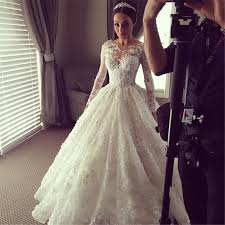 lace wedding dresses with sleeves vintage lace wedding dresses bridal gown with sleeves