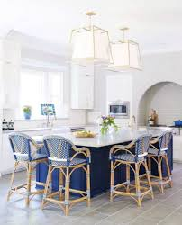 blue kitchen island with oak cabinets 33 blue kitchen island ideas stunning trends you can apply