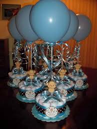 Boy Baby Shower Centerpieces by Baby Shower Centerpieces Boy Sweet Centerpieces